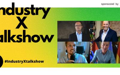 Industry X – Oost NL en it's OWL bespreken in deze podcast hoe beide regio's kunnen samenwerken
