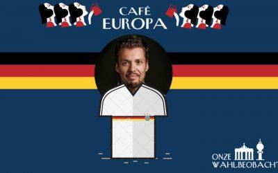 Derk Marseille bij Café Europa – Waarom de liberale FDP het ineens ontzettend goed doet in de peilingen