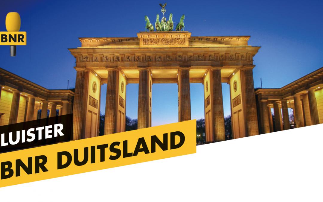 BNR Duitsland: Voor het eerst een Duitsland-programma op de Nederlandse radio