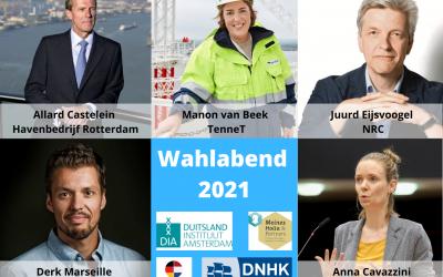 Volg online de Duits-Nederlandse Wahlabend Bondsdagverkiezingen 2021