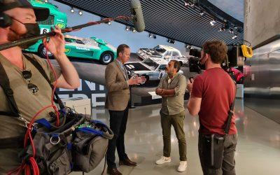Nederlands televisieprogramma over de grote omslag van de Duitse industrie